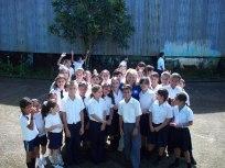 Volunteer in the local elementary schools