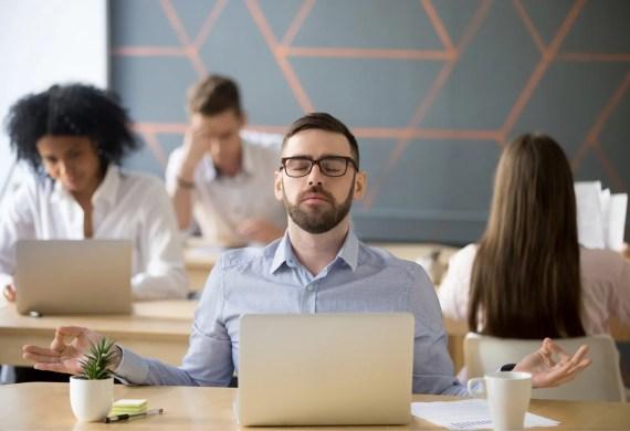 Pratique Mindfulness no trabalho