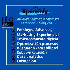 Servicios IEC Xperienfy