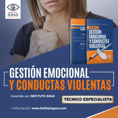 """""""Técnico especialista – Gestión emocional y análisis de conductas violentas"""""""