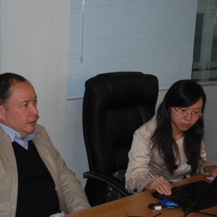 Reunião com Sr Daniel Dias e Anselmo Silva da COONAGRO