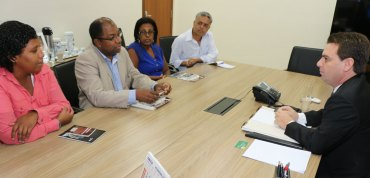 o prefeito de Florianópolis, Cesar Souza Junior, demonstrou total apoio ao projeto Brasil Afroempreendedor