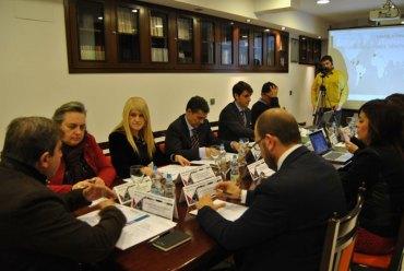 La Red de Empresas UIM EMCODEL, a través de su programa UIMTEC para entidades que desean internacionalizar sus servicios y productos en instituciones públicas de Iberoamérica, desarrolló reunión de planificación 2014.