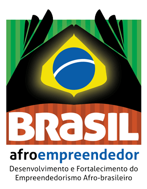 logo projeto brasil afroempreendedor