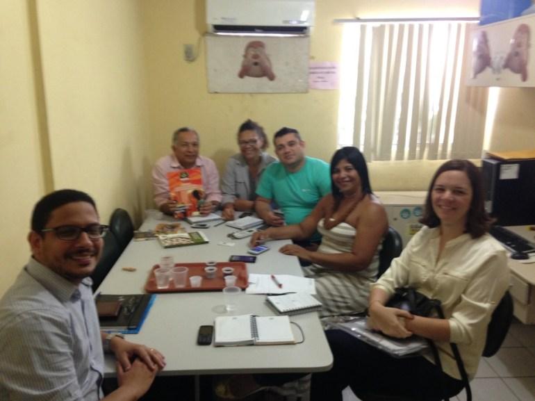 Em Pernambuco, os consultores de Mobilização, Luciana Albuquerque, e de Plano de Negócios, José Américo Germano da Silva, têm ampliado o trabalho de mobilização e divulgação do Projeto Brasil Afroempreendedor (PBAE) junto às prefeituras da Região Metropolitana do Recife (RMR)