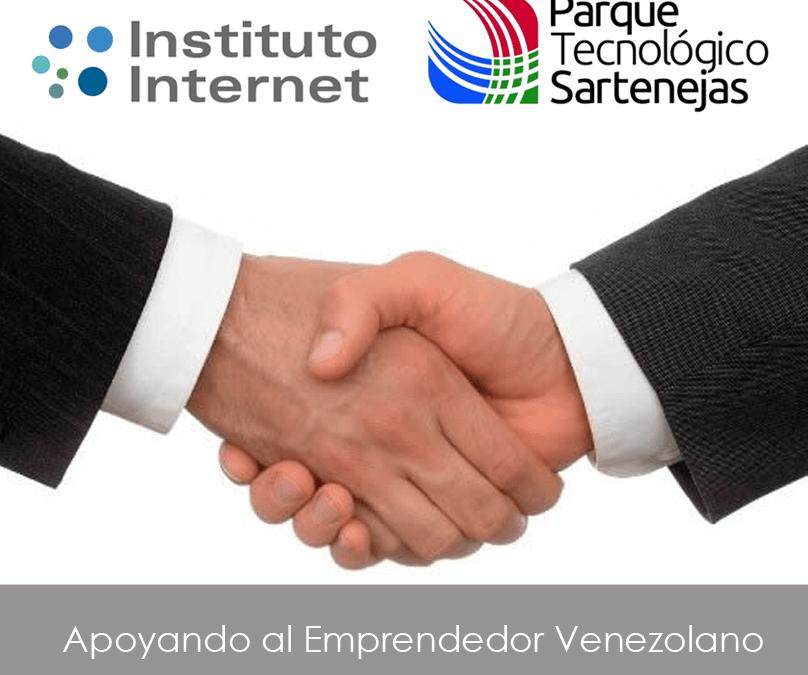 Conoce sobre la nueva alianza entre Instituto Internet y Parque Tecnológico Sartanejas