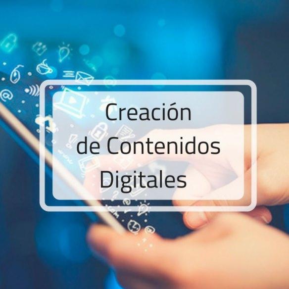 Crea contenidos para la web