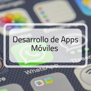 Curso de desarrollo de apps móviles. Aprende a crear aplicaciones para dispositivos móviles