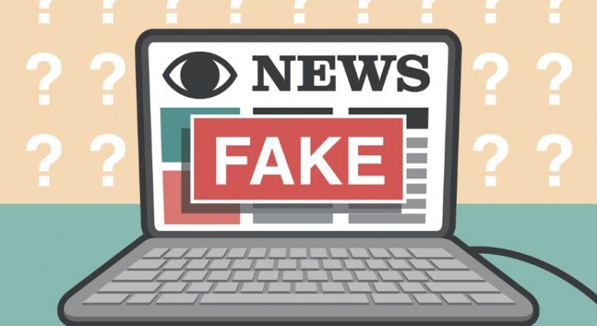 """Fake news surgem de uma ação política organizada"""" - Instituto ..."""