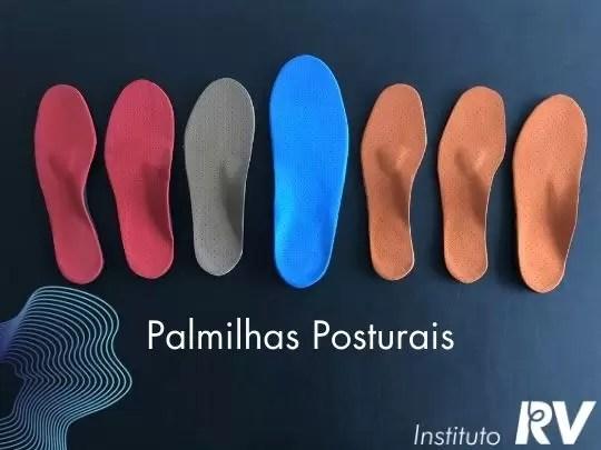 Palmilhas Postural