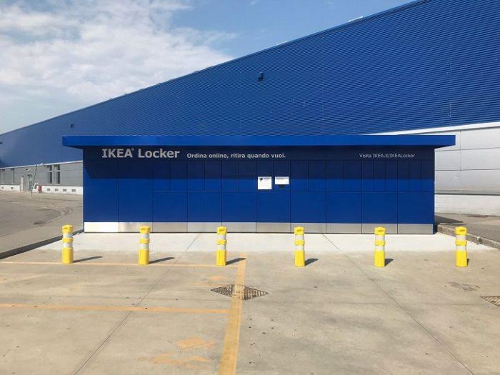 Gli Ikea Locker Debuttano A Carugate Corsico E San Giuliano