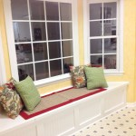 Build A Window Seat With Storage 7 Steps With Pictures Instructables