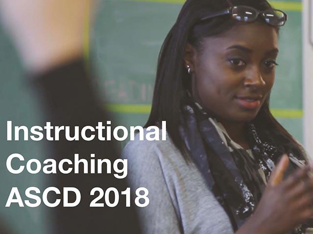 Instructional Coaching ASCD 2018
