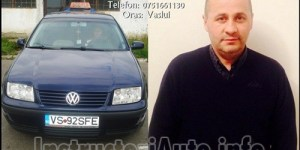 CATARAMA SILVIU – Instructor auto – Vaslui