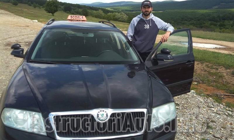 Mititel Gheorghe - Instructor Auto - Satu Mare