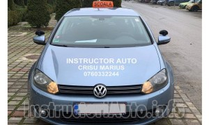 CRISU MARIUS - Instructor Auto - Bucuresti
