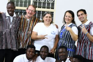 Making Melody in Ghana Team