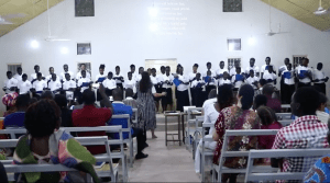 Making Melody in Ghana Concert