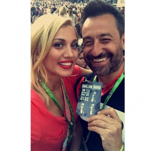 konstantina spiropoulou themis georgantas robbie williams instagram