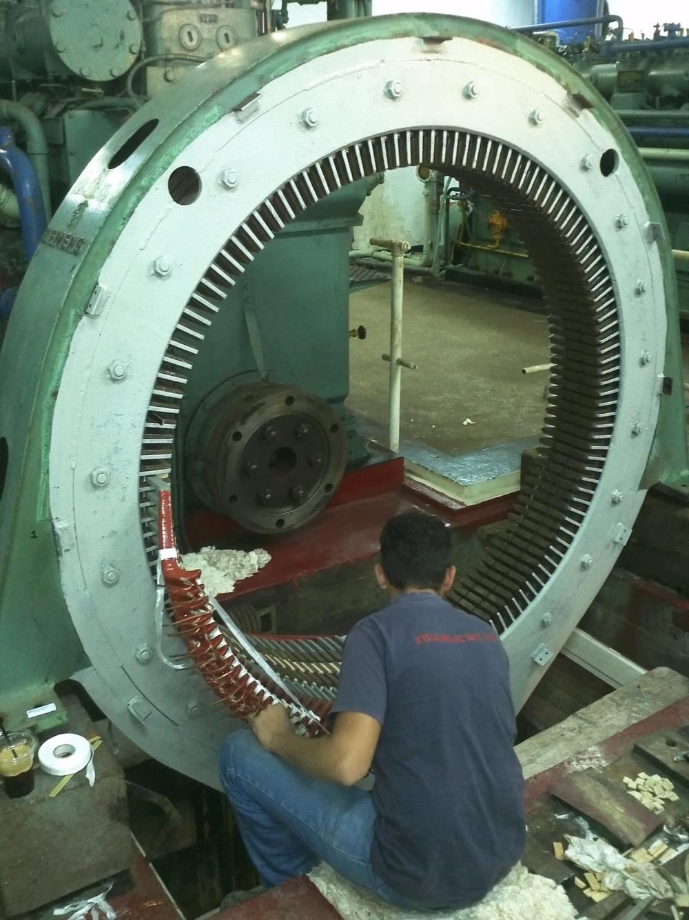 Electrical Rotating Machines Insula Electric