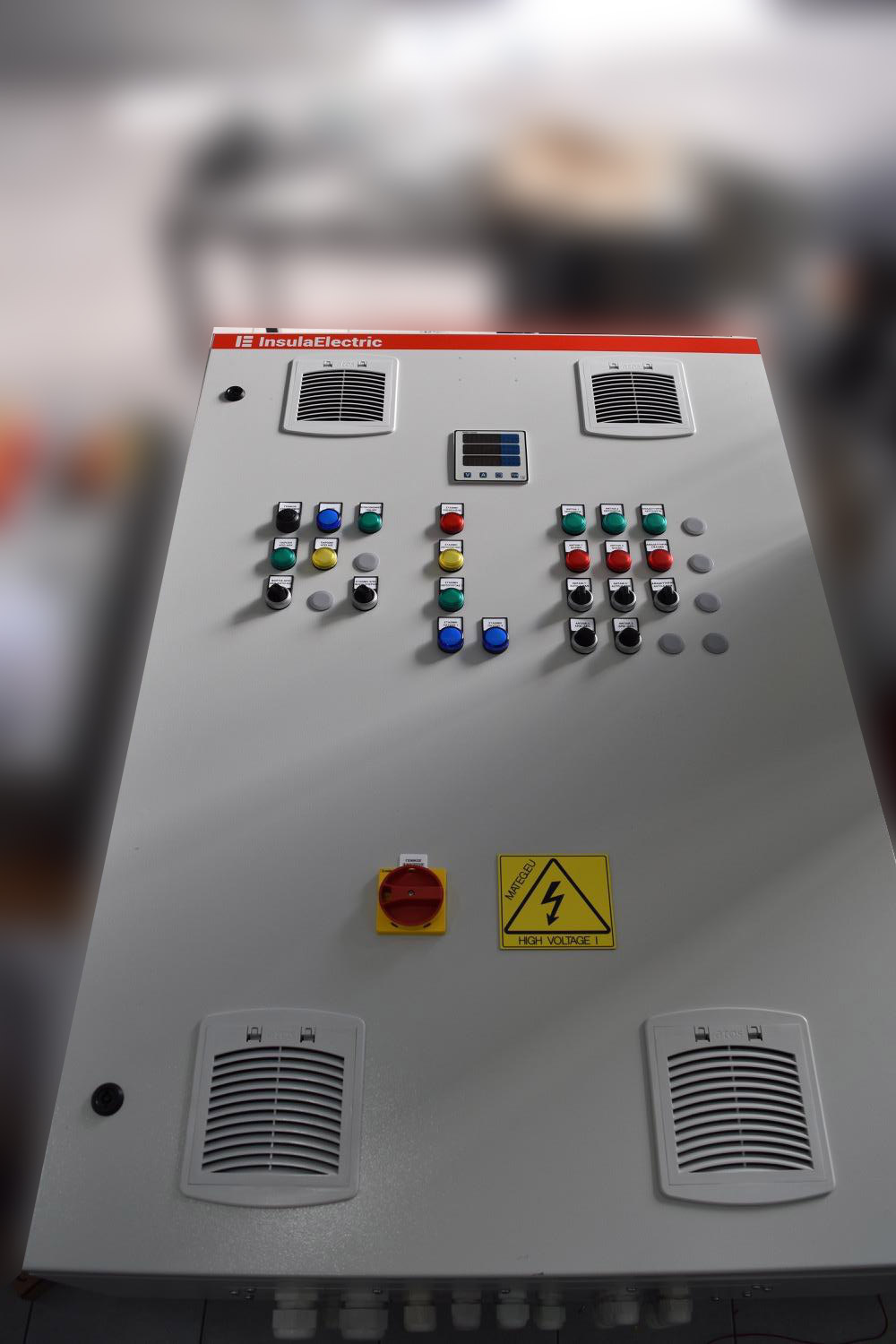 Automation And Control Panels Insula Electric