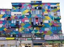 Dammi i colori (Tirana)