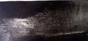 Acquaforte su rame (2020) dal libro Quattordici volte all'alba