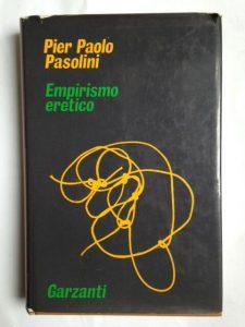 P.P. Pasolini, Empirismo eretico