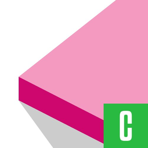 FOAMULAR® INSULPINK®-Z 2 in X 23.875 in X 8 ft Squared Edge Insulation