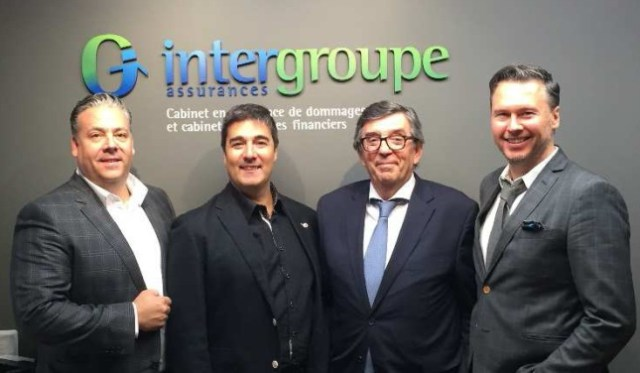 Major Transaction in the Quebec Insurance Industry as New Shareholder Team Takes Over Intergroupe
