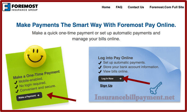 Access www.foremostpayonline.com To Make Foremost Insurance Bill Payment