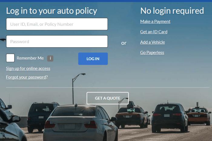 GEICO Auto Insurance Bill Payment – www.geico.com