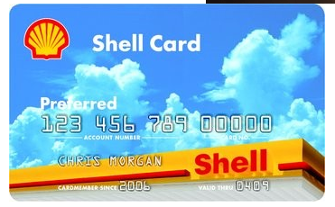 Shell Credit Card Payment