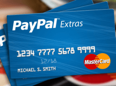PayPal Credit Card Payment