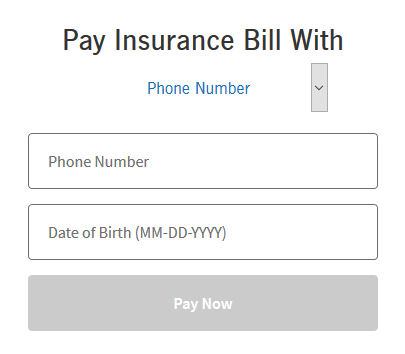 State Farm Insurance Bill Pay