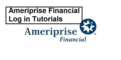 Ameriprise Financial Log in   Ameriprise Financial Services
