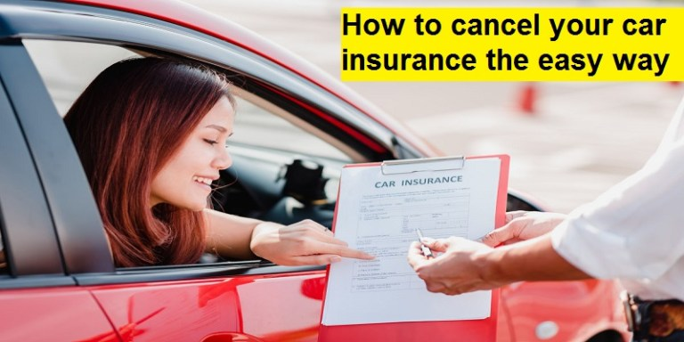 Can I Cancel Car Insurance? – What You Need To Know