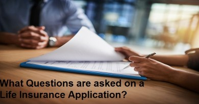 Life Insurance Application Questions