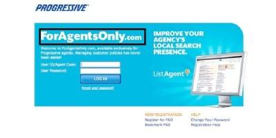 Progressive Agent Login – How To Login, Pay Bills Online