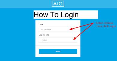 AIG-Agent-Login