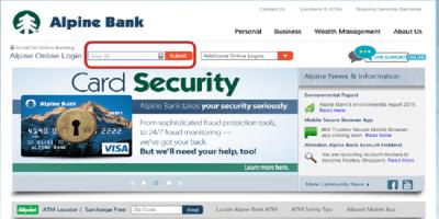 Online Banking | Log In Or Register – Alpine Bank Login