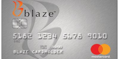 Blaze Credit Card Login or Register New User- Make a Payment