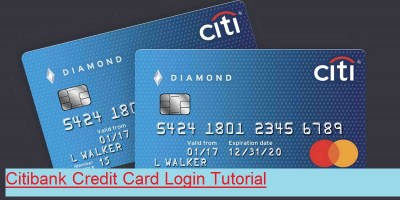 Citibank Credit Card Login: How To Login, Pay Bills Online