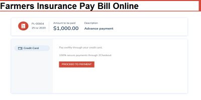 Farmers Insurance Pay bill: How To Login – Make A Payment
