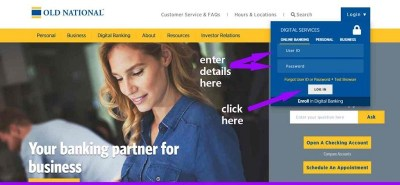 Old National Bank Login: How To Sign in | Manage Your Account