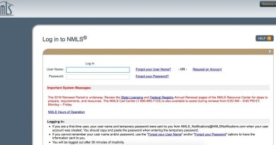 How To Access And Manage Your NMLS Login