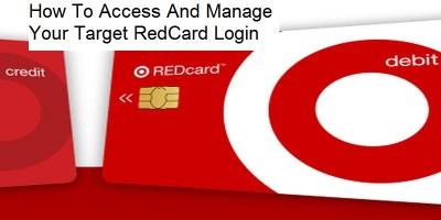 Target RedCard Login | Make a Payment | Customer Support
