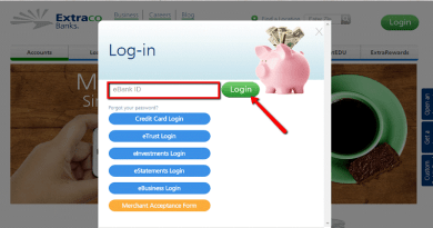 How To Find And Use Your Extraco Banks Login