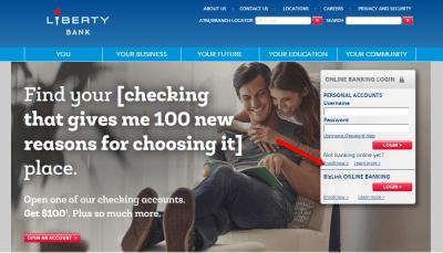 Liberty Bank | Log In Or Register – Liberty Bank Login