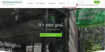 Online & Mobile Banking | Sign In – Washington Federal Login